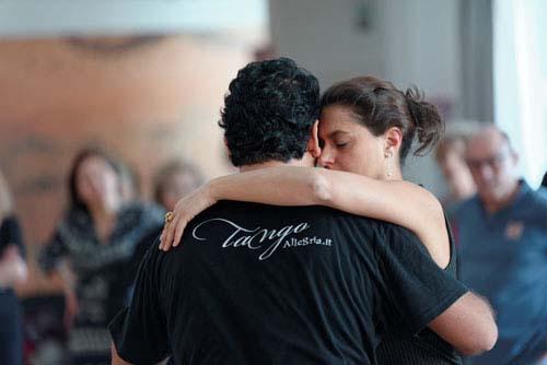 capodanno tango ballo