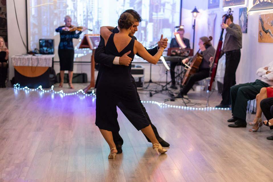ballo tango capodanno
