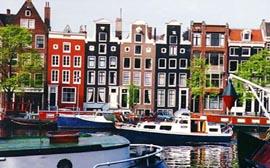 Tango allegria 6 9 apr tango vacanza pasqua tango for Amsterdam vacanza